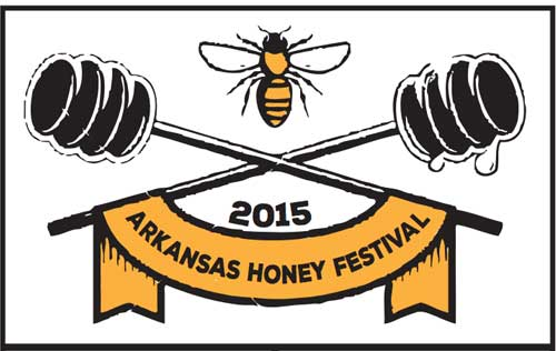 2015 Honey Bee Festival schedule image.