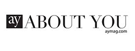 Logo image for About You Magazine.